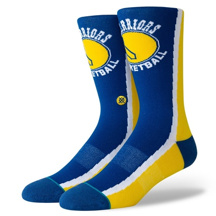 Stance Socks NBA Warriors HWC Warmup
