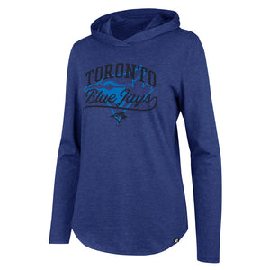 47 Club Lightweight Hoodie - Toronto Blue Jays (Women's)