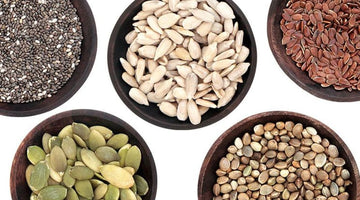 5 Health-Boosting Seeds to Add To Your Diet
