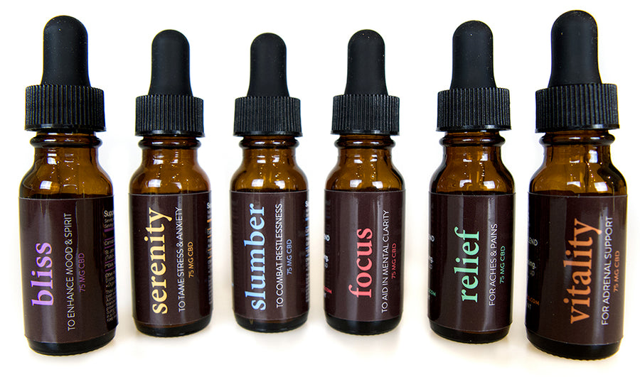 Botanicals Sampler Pack