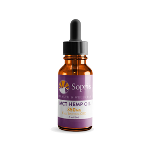 MCT Hemp Oil - 350mg Full Spectrum CBD