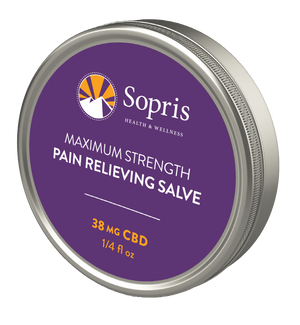 1/4 Oz Pain Relieving Salve