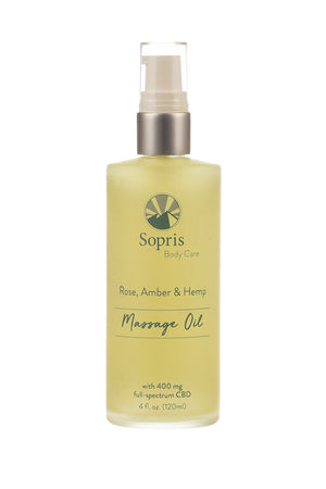 Sopris Massage Oil