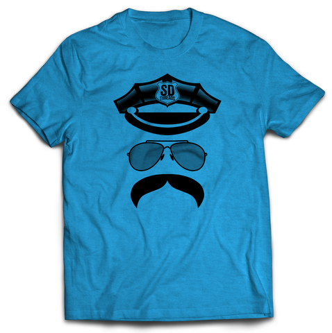 I Mustache You to Pull Over Tee