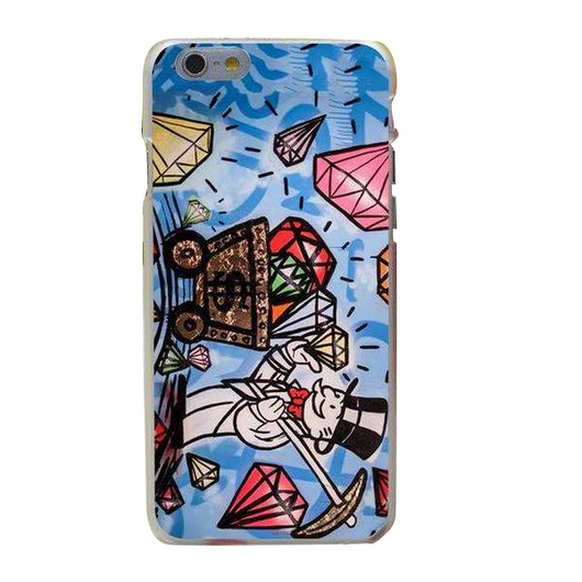 Monopoly Man Phone Case