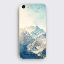 mountain phone case