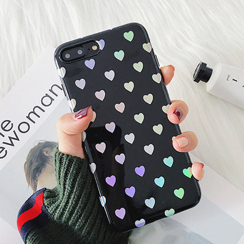 Metallic Hearts Case