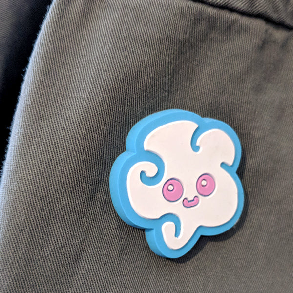 Fluffworks Pin