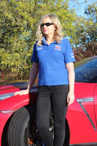 GTRDC Ladies Polo Shirt