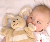 Are the 'Dummy Runs' getting you down? Let the Sleepytot Baby Comforter come to your rescue