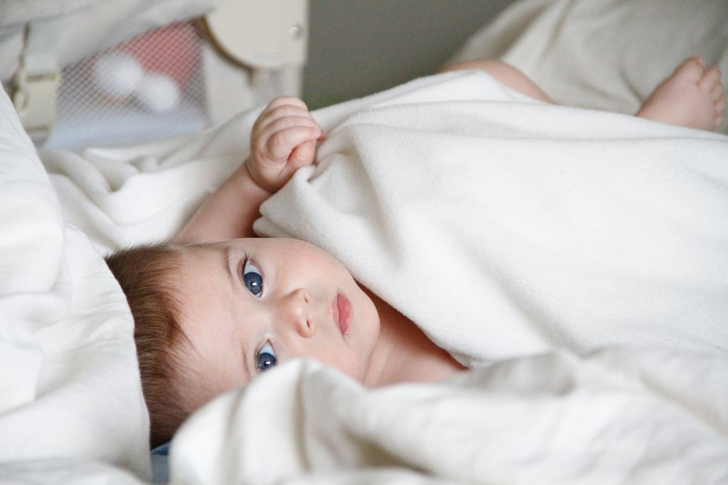 Do you tell the truth about how your little one sleeps?