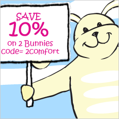 How many Sleepytot Bunnies live in your home? The Team at Sleepytot the home of the baby comforter ask