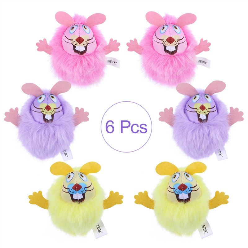 Interactive Catnip Toy (6PCS)