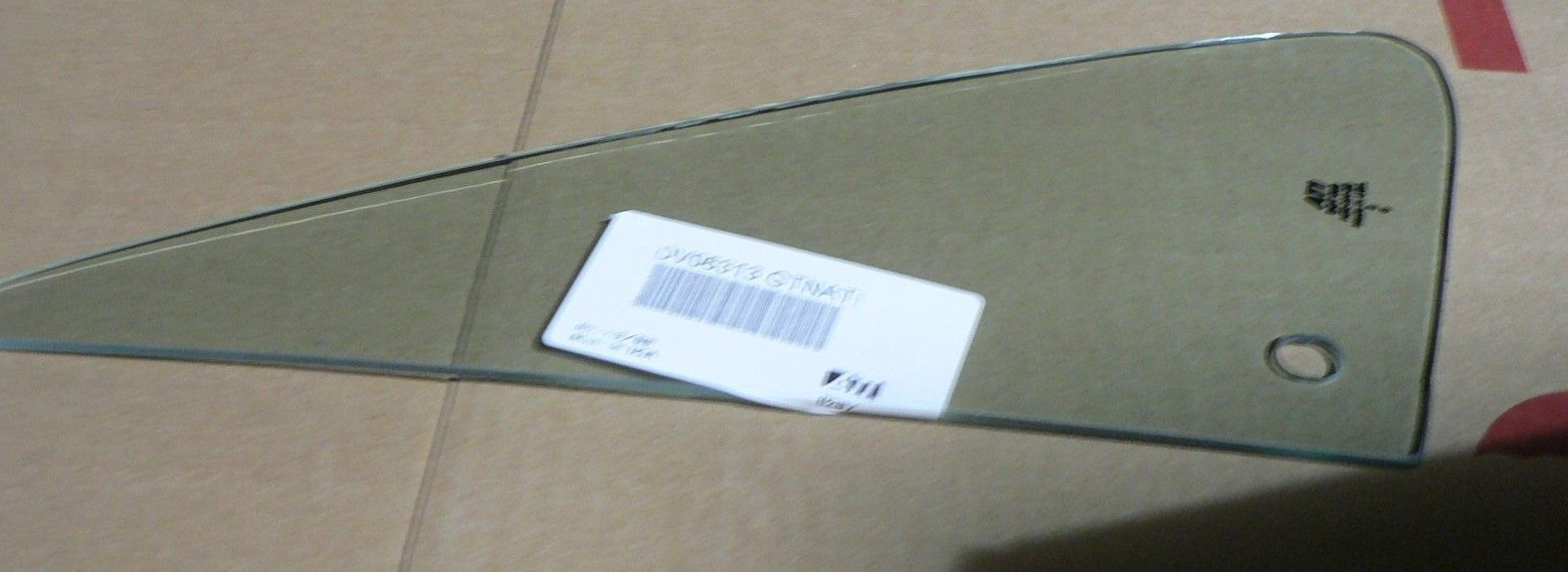 M1008 BLAZER VENT WINDOW RS 20264744
