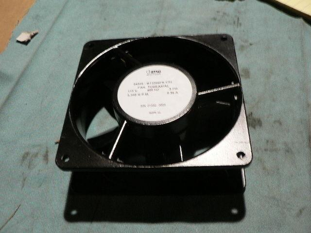 FAN 400 HZ BOSCH 717454-002 IMC MAGNETICS