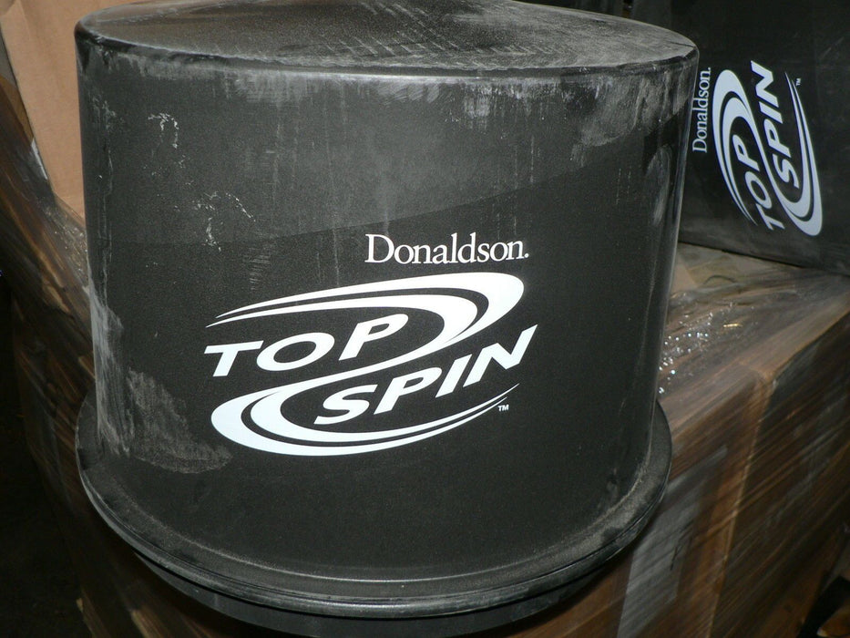 MRAP DONALDSON TOP SPIN AIR CLEANER CAP H002439 H20433 7 HOLE