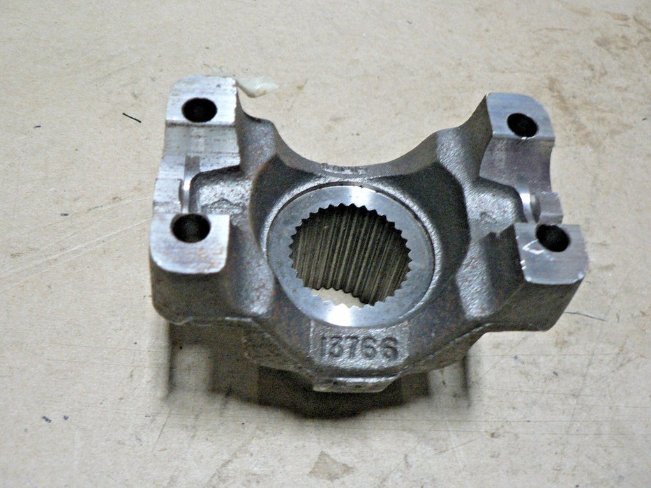 NEW VENTURE  242 YOKE  w/o dust cover 5740013 13776 FRONT OUTPUT 1-7./8 COLLAR