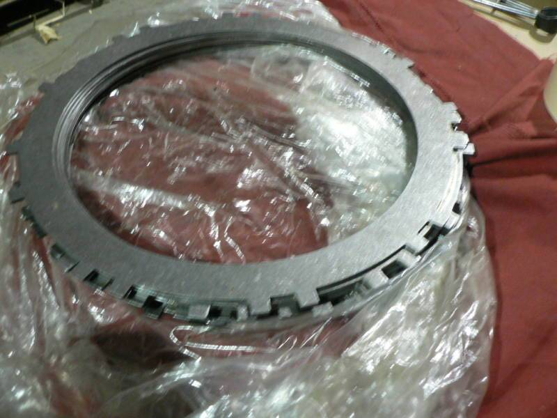 ALLISON STEEL CLUTCH PLATE DISK MT640 SERIES 23045054