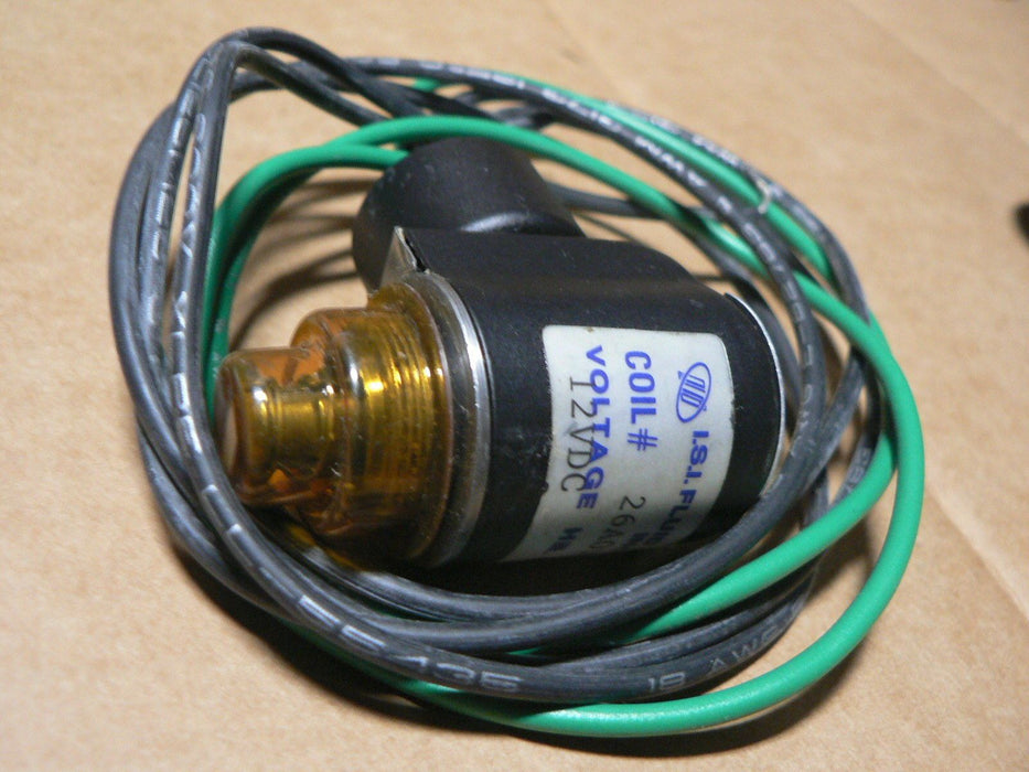 9926102137 Grove Solenoid Assy.12V ISI 26A01017
