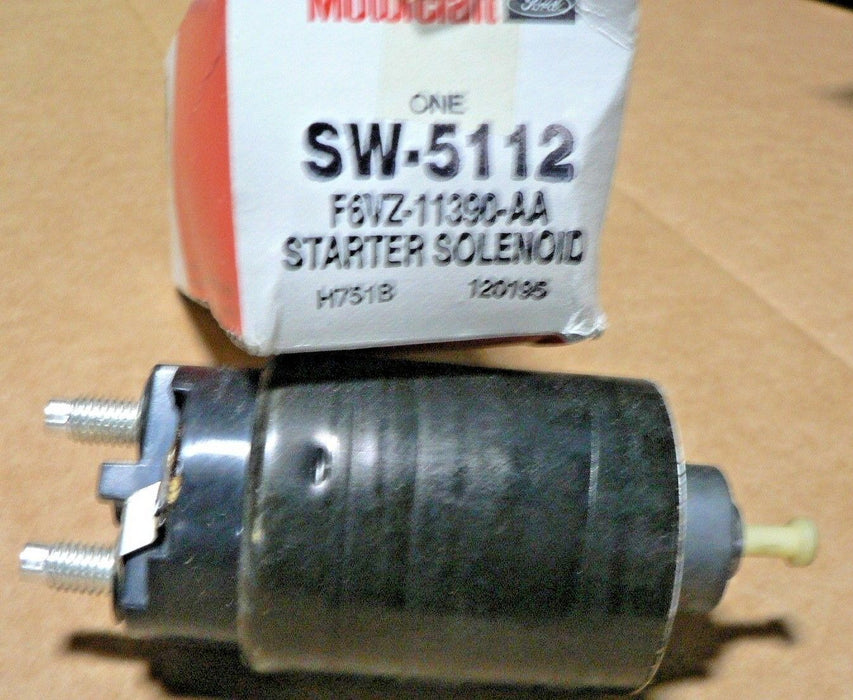 FORD MUSTANG ESCAPE MERCURY COUGAR LINCOLN MAZD ASTARTER SOLENOID SW-5112