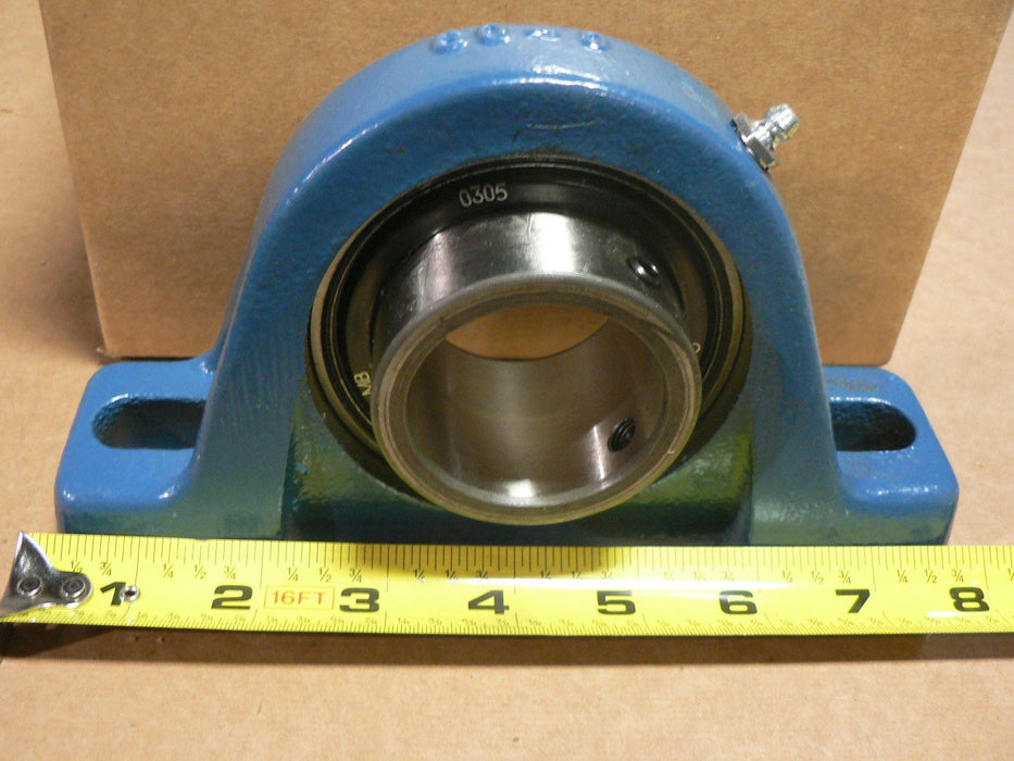 MB MFG INC. C25 1-3/4 314891-1 PILLOW BLOCK BEARING  MORSE NP-28 SKF SY1-3/4-TM