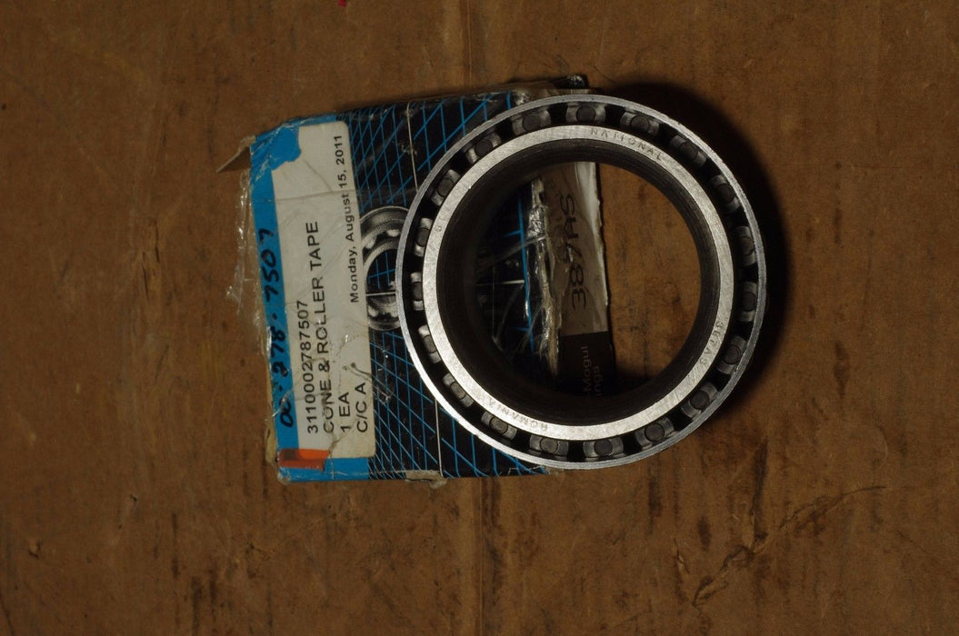JOHN DEERE JD8147 TIMKEN 387AS CONE AND ROLLERS, TAPERED ROLLER BEARING