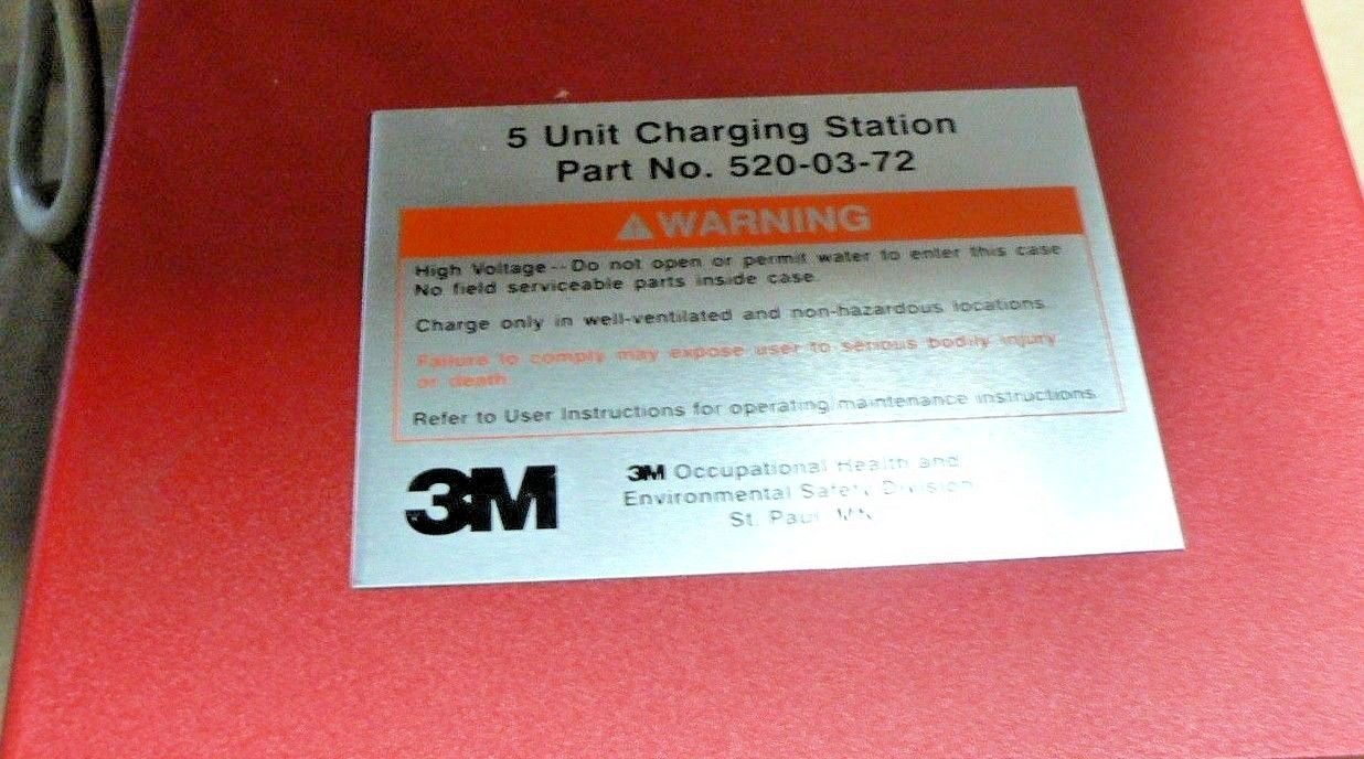 3M AIR-MATE SMART BATTERY CHARGER  520-03-72