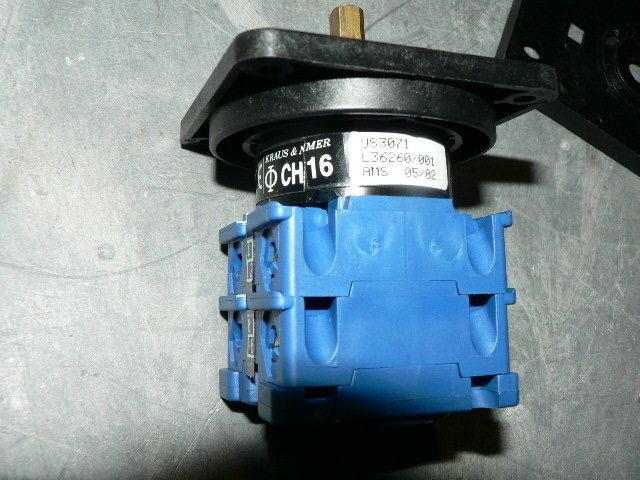 KRAUS & NAIMER CH16 POSITION SWITCH