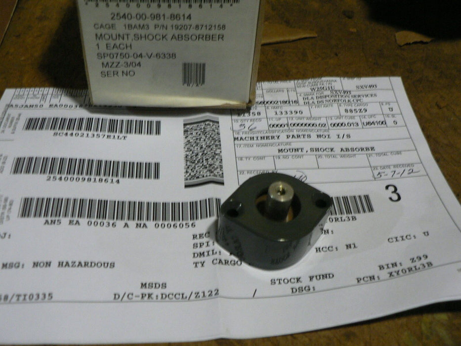 MOUNT SHOCK 4A032-1 8712158 2540009818614