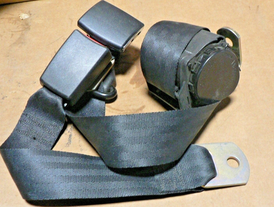 GM SEAT BELT KIT 15664434 14079070 14002460 P/SEAT(RETR SI) BLACK