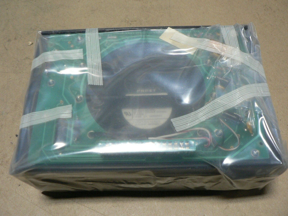 HEWLETT-PACKARD FAN ASSEMBLY 08660-60275 PAPST TYP 4124 24V-DC
