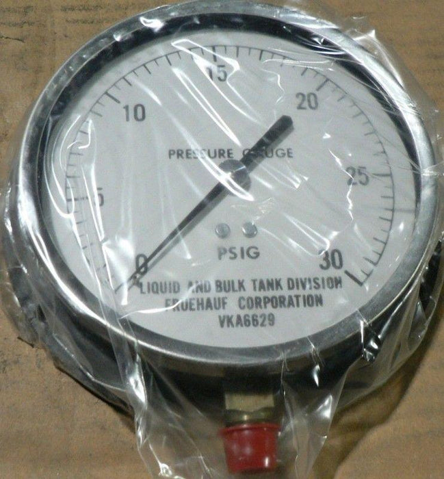 FRUEHAUF TRAILER VKA6629 LIQUID & BULK TRANSFER GAUGE
