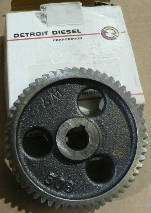 DETROIT DIESEL GOVERNOR DRIVE GEAR 5107508