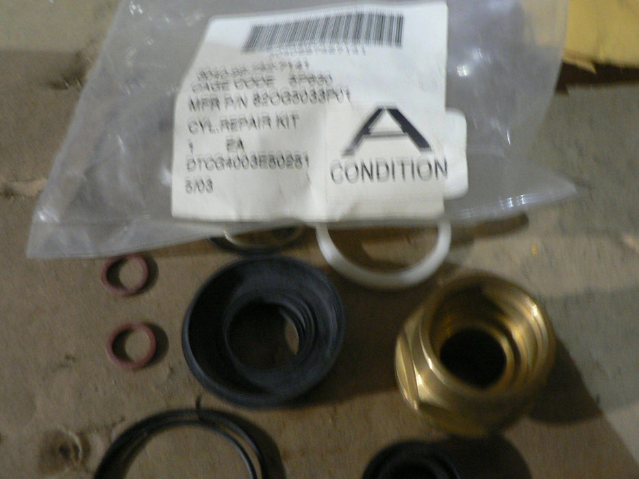 MAN TURBO REPAIR KIT Part no 820G5033/01