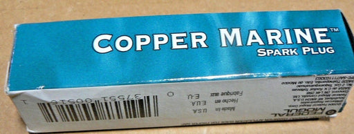 (2 PER PURCHASE) New COPPER MARINE Champion Premium Spark Plug RL82C 874M