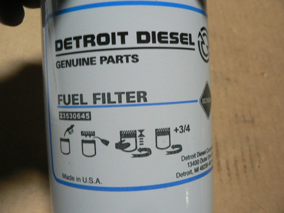 [NRIO_4796]   DETROIT DIESEL FUEL FILTER 23530645 — G-Cor Automotive | Detroit Diesel Fuel Filter |  | My Surplus Inventory
