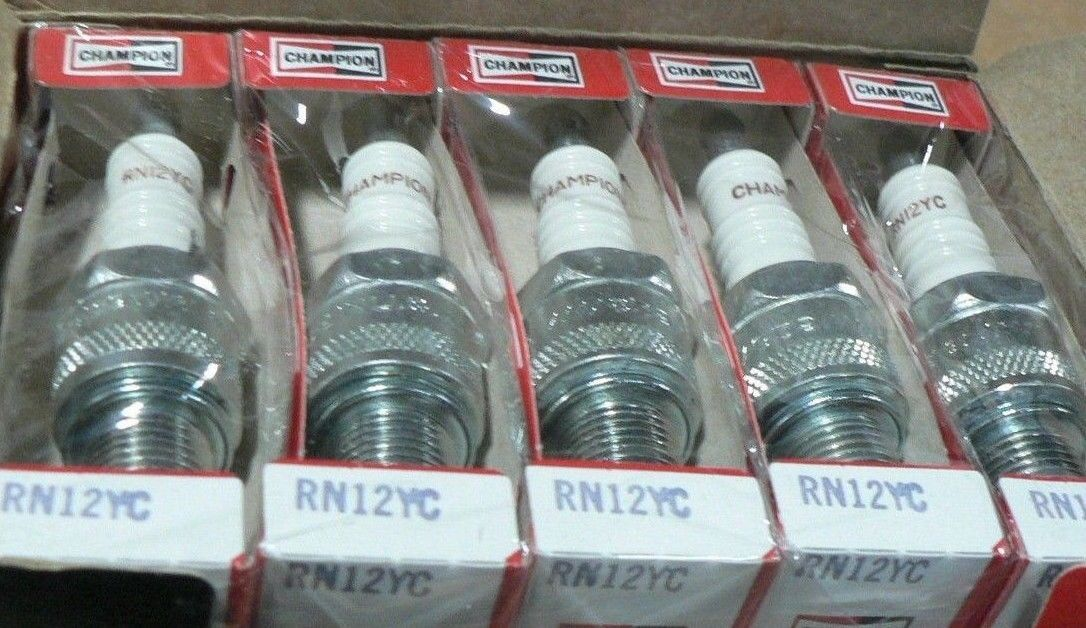 Champion Spark Plugs RN12YC (Lot Of 15)