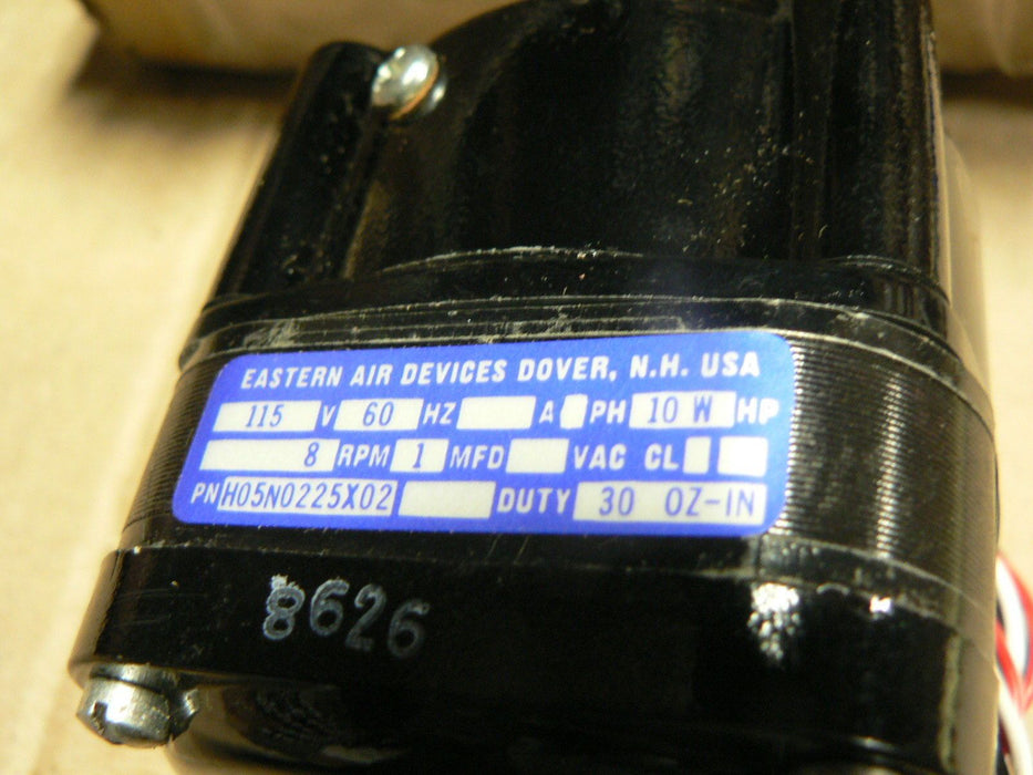EASTERN AIR DEVICES GEARCASE-MOTOR CS13016