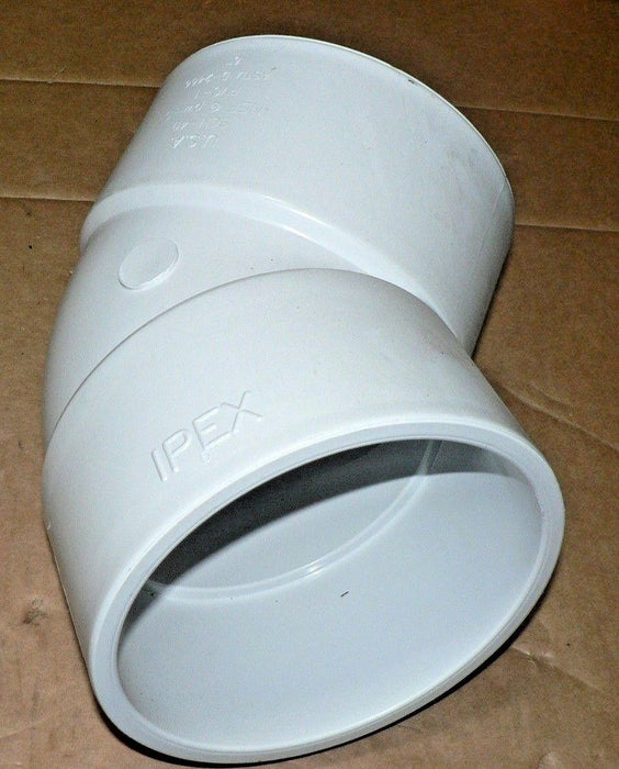 IPEX 6 PVC 45 DEGREE ELBOW Schedule 40 Slip x Slip ASTM D-2466