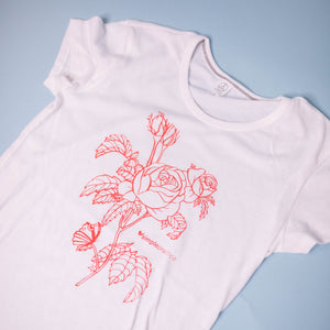 Women's Rose T-Shirt