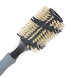 NATURAL BOAR ROUND HAIR BRUSH 3