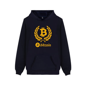 In Bitcoin We Trust Pullover