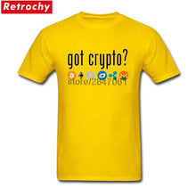 Got Crypto T-shirt