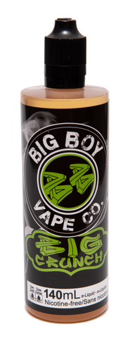 (Big Boy) Big Crunch 140ml