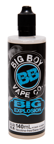 (Big Boy) Big Explosion 140ml