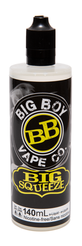 (Big Boy) Big Squeeze 140ml
