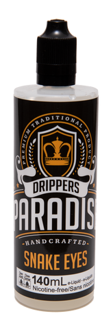 (Drippers Paradise) Snake Eyes 140ml