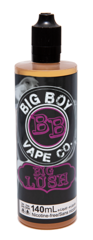 (Big Boy) Big Lush 140ml
