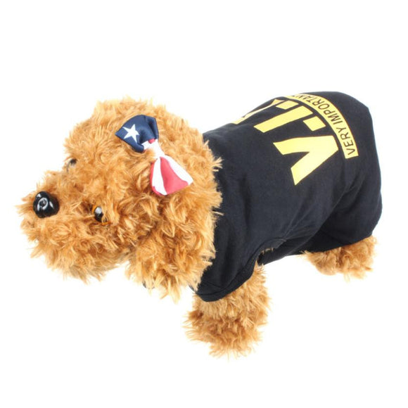 VIP Dog T-shirt for small and medium Dogs