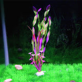 Artificial Grass Aquarium Decoration kelp fish tank aquarium landscaping simulation plants Ornament Decoration 31cm - Pets Emporium